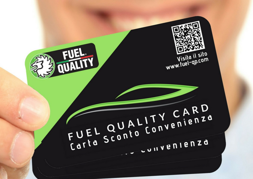 fuel quality card